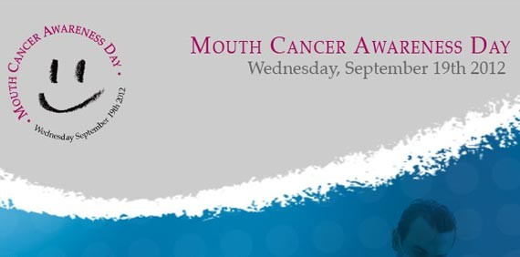 Mouth Cancer Awareness Day 2012