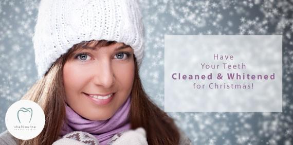 Teeth Whitening Christmas Offer