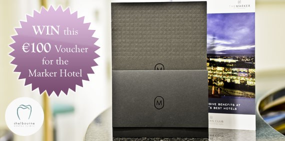 Win a Voucher for the Marker Hotel!