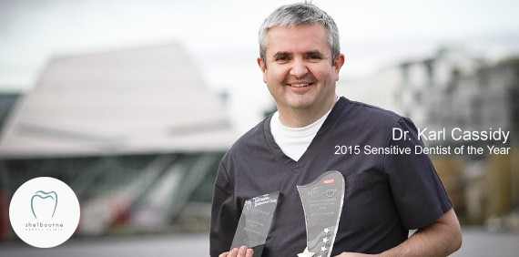 Dr. Karl Cassidy - Sensodyne Sensitive Dentist of the Year 2015/2016